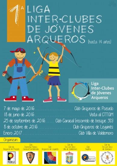 liga juvenil 2016 -B